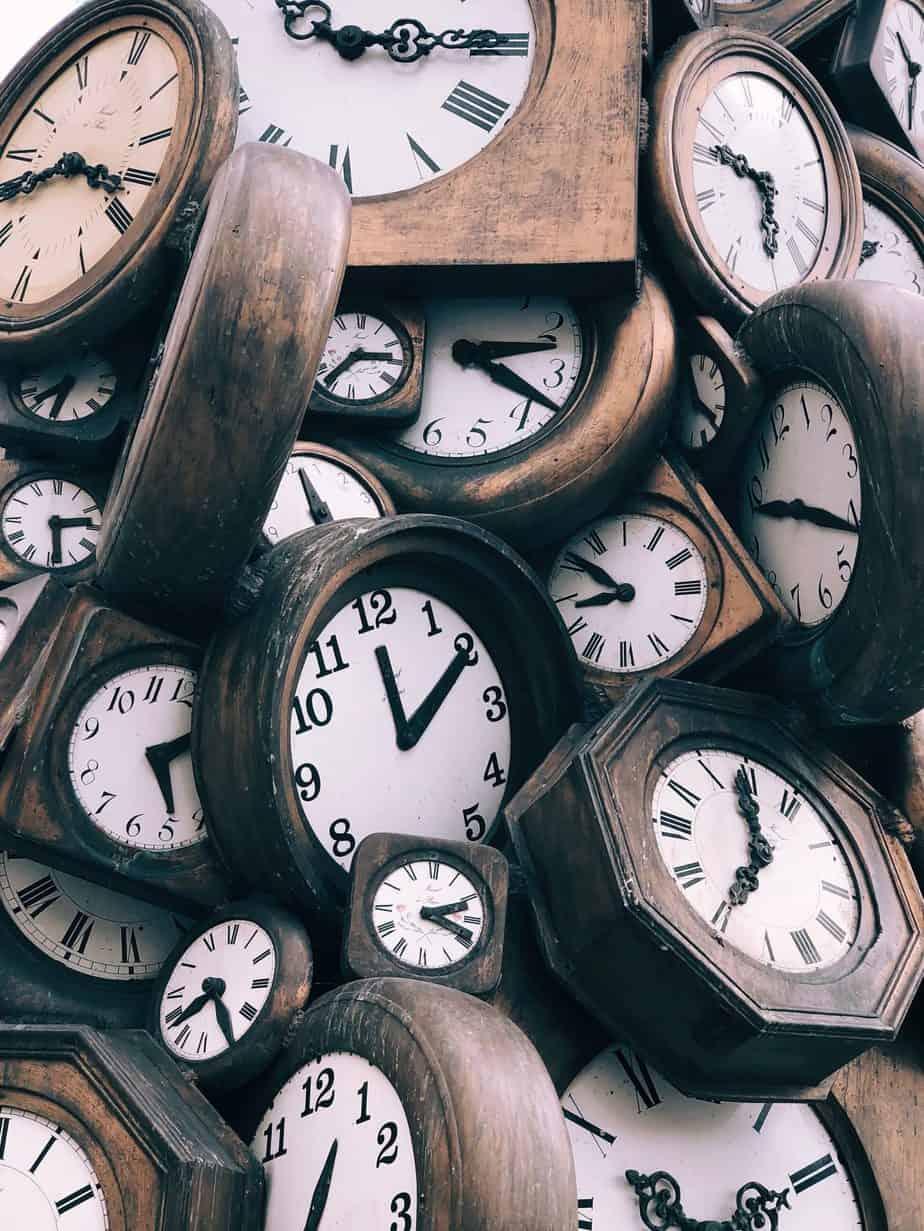 Cómo saludar en inglés según la hora